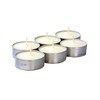 UCO tealights 6 Stück grey/white